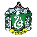 DIVCRP007 - HARRY POTTER - TOPPA LOGO SLYTHERIN - 24PZ