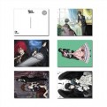 DIVGEE007 - BLACK BUTLER - POST CARDS