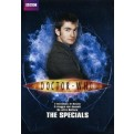 DOCTOR WHO - THE SPECIALS (DVD)