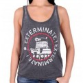 DOCTOR WHO - TK014 - TOP TANK DONNA EXTERMINATE XL
