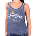 DOCTOR WHO - TK015 - TOP TANK DONNA GALLIFREY HOME L