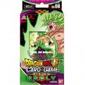 DRAGON BALL SUPER CARD GAME - STARTER DECK 08 RISING BROLY (ITA) - DISPLAY 6 MAZZI