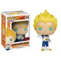 DRAGON BALL Z - POP FUNKO VINYL FIGURE 154 SUPER SAIYAN VEGETA LIMITED ED.