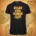 DYLAN DOG HORROR CLUB - T-SHIRT - LOGO TAGLIA S