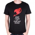 FAIRY TAIL - TS016 - T-SHIRT KEEP CALM L