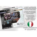 FINAL FANTASY TCG - BOX MAZZI (6 PEZZI) - VERSUS DECKS HEROES & VILLAINS