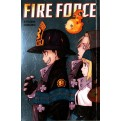 FIRE FORCE 1 - VARIANT FX EFFETTO METAL