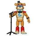 FIVE NIGHTS AT FREDDY'S SECURITY BREACH - GLAMROCK FREDDY - ACTION FIGURE 9CM