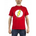 FLASH03 - T-SHIRT FLASH LOGO CLASSIC XL