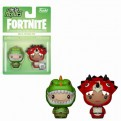 FORTNITE - PINT SIZE HEROES 2PACK REX & TRICERA OPS