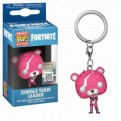 FORTNITE - POP FUNKO KEYCHAIN CUDDLE TEAM LEADER 4CM