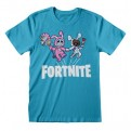 FORTNITE - T-SHIRT - BUNNY TROUBLE 7-8 YEARS