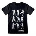 FORTNITE - T-SHIRT - DANCE MOVES S