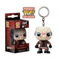 FRIDAY THE 13TH - POP FUNKO VINYL KEYCHAIN JASON BLOOD SPLATTER 4 CM
