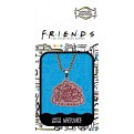 FRIENDS - JEWELLERY NECKLACE - I'D RATHER BE WATCHING FRIENDS