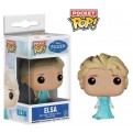 FROZEN - POCKET POP FUNKO VINYL FIGURE 4CM - ELSA