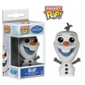 FROZEN - POCKET POP FUNKO VINYL FIGURE 4CM - OLAF