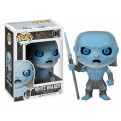 GAME OF THRONES - POP FUNKO VINYL FIGURE 06 WHITE WALKER 10 CM