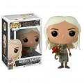 GAME OF THRONES - POP FUNKO VINYL FIGURE 03 DAENERYS