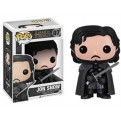 GAME OF THRONES - POP FUNKO VINYL FIGURE 07 JON SNOW 10 CM