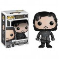 GAME OF THRONES - POP FUNKO VINYL FIGURE 26 JON SNOW CASTLE BLACK 10 CM