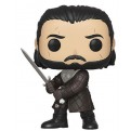 GAME OF THRONES - POP FUNKO VINYL FIGURE 80 JON SNOW