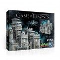 GAME OF THRONES - WREBBIT 3D PUZZLES - WINTERFELL