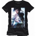 GHOST IN THE SHELL - TS001 - T-SHIRT MAJOR S