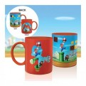 GIFPAL223 - NINTENDO - SUPER MARIO BROS. - TAZZA HEAT CHANGE MUG LEVEL