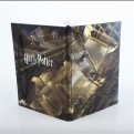 GIFWOW035 - HARRY POTTER - 3D NOTEBOOK - LE SCALE MAGICHE DI HOGWARTS