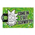 GP85191 - RICK AND MORTY - ZERBINO 40x60 - COME IN AND GET SCHWIFTY
