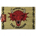GP85235 - ANNA STROKES - ZERBINO 40x60 - BEWARE OF THE DRAGON