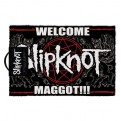 GP85411 - SLIPKNOT - ZERBINO 40x60 - WELCOME MAGGOT
