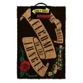 GUNS N' ROSES - ZERBINO 40x60 - WELCOME TO THE JUNGLE