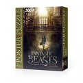 HARRY POTTER - FANTASTIC BEASTS - WREBBIT POSTER PUZZLES - MACUSA
