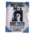 HARRY POTTER - GLASS POSTER (30X40) - UNDESIRABLE N.1