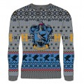 HARRY POTTER - KNITTED JUMPER - RAVENCLAW XXL
