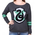 HARRY POTTER - MAGLIONCINO DONNA SLYTHERIN M