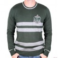 HARRY POTTER - MAGLIONCINO SLYTHERIN THEME XL