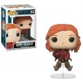 HARRY POTTER - POP FUNKO VINYL FIGURE 53 GINNY WEASLEY ON BROOM 9CM