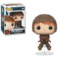 HARRY POTTER - POP FUNKO VINYL FIGURE 54 RON WEASLEY ON BROOM 9CM