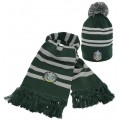 HARRY POTTER - SET SCIARPA E BERRETTO - SLYTHERIN