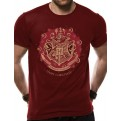 HARRY POTTER - T-SHIRT - HAPPY CHRISTMAS - L