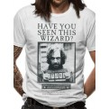 HARRY POTTER - T-SHIRT - SIRIUS POSTER - L