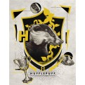 HARRY POTTER - WALL ART - HUFFLEPUFF