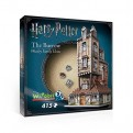 HARRY POTTER - WREBBIT 3D PUZZLES - THE BURROW - WEASLEY FAMILY HOME