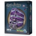 HARRY POTTER - WREBBIT 3D PUZZLES - THE KNIGHT BUS