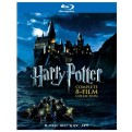 HARRY POTTER 8 FILM COLLECTION Blu-ray