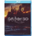 HARRY POTTER E I DONI DELLA MORTE - PARTE 1+2 3D Blu-ray