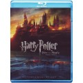 HARRY POTTER E I DONI DELLA MORTE - PARTE 1+2 Blu-ray